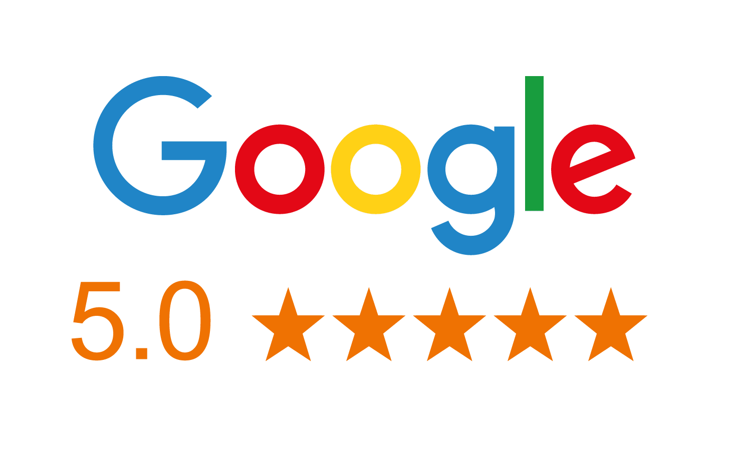 Read Our 5 Star Google Reviews