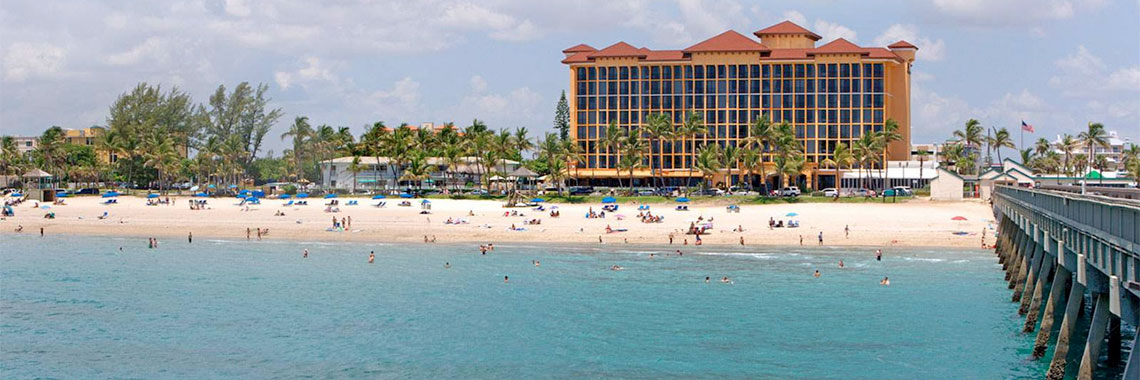 Deerfield Beach Oceanfront Hotel