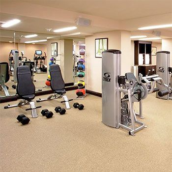 Fitness Center - Reasons